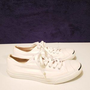 Converse Jack Purcell Ox Low White White Men